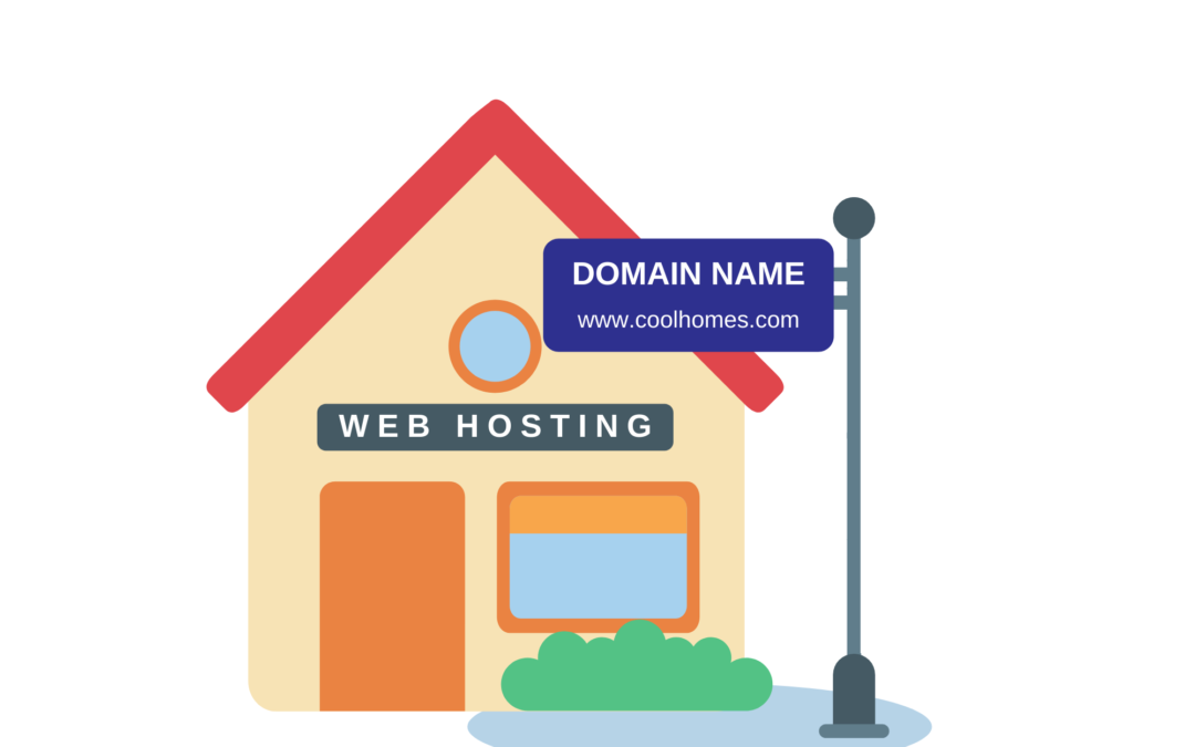 Web Basics: Domain Names & Web Hosting